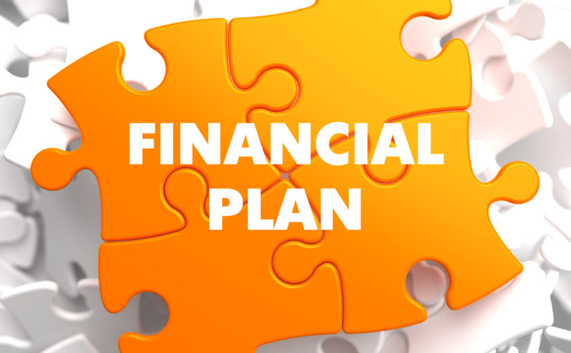 Financial strategies must be organized categorically